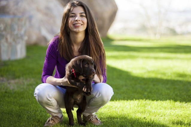 Mi perro Tabó y yo